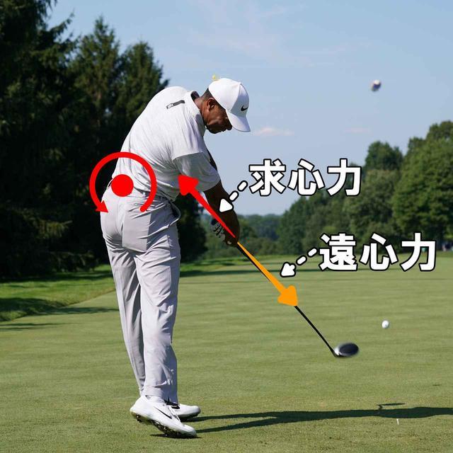 画像: 3つ目の軸「飛球線方向軸」