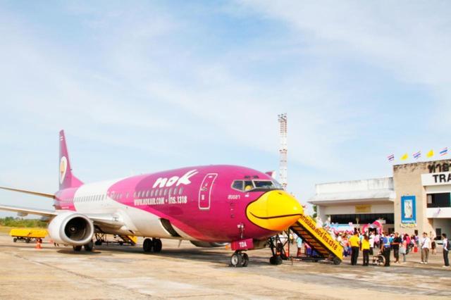 画像: 観光都市や島々が点在するタイでは、バンコクを起点にした航空網が充実
