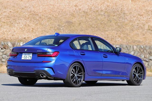 画像: BMWらしいハイバックスタイルは健在