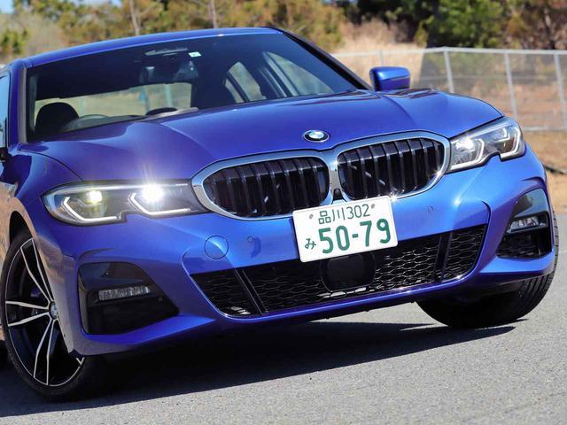 画像1: BMW 330i Mスポーツ 主要諸元