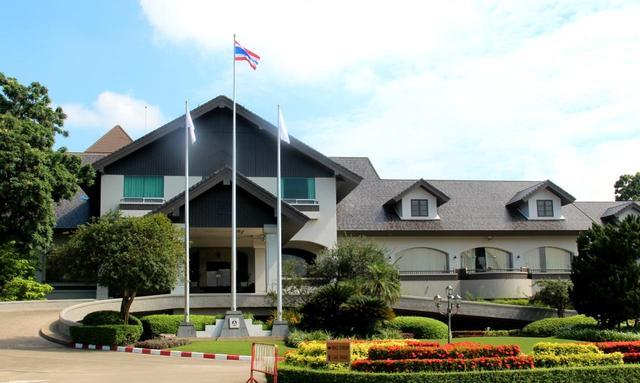 画像: アルパインゴルフクラブの新クラブハウス