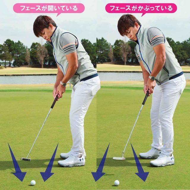 画像4: 「利き目が左」はオフセット、「利き目が右」はストレートネックが合う