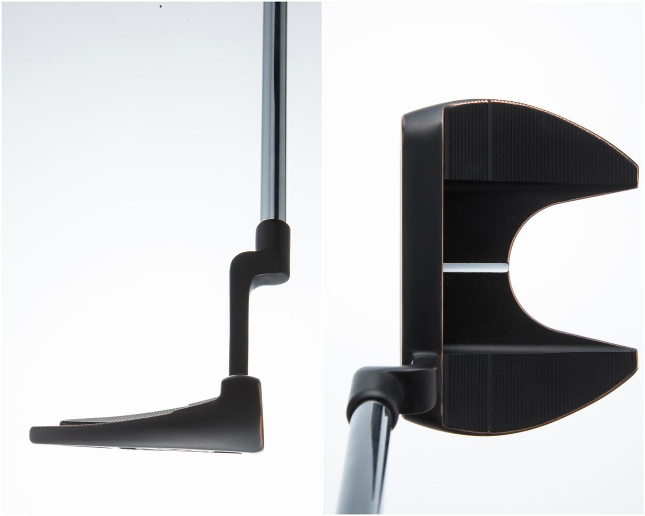 画像1: 「利き目が左」はオフセット、「利き目が右」はストレートネックが合う