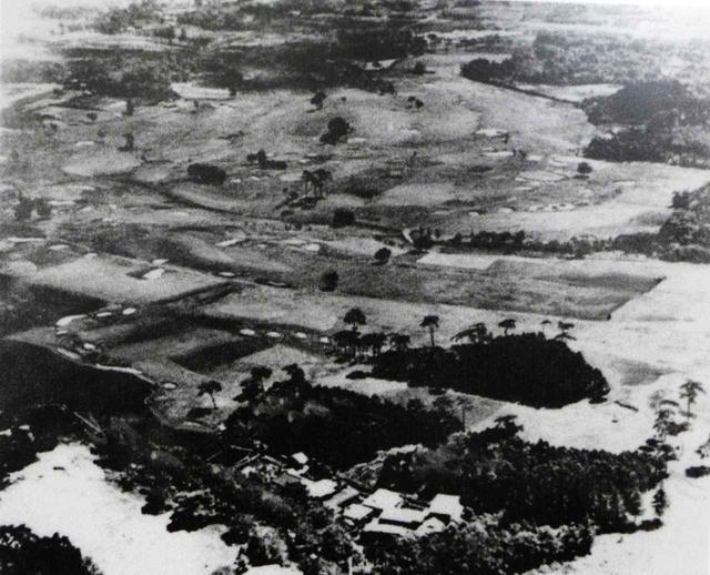 画像: 空から見た東京GC駒沢コース