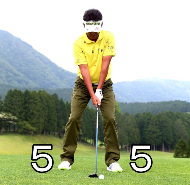 画像1: 飛ばし屋のロングアイアンよりも、飛ばない屋の5番ウッドのほうが高い球で有利