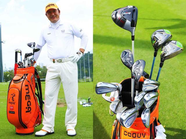 画像: 【チェ・ホソン】 20歳の時に事故で右手親指の一部を切断。25歳でゴルフを始め、翌年にセミプロテストに合格。2001年、韓国下部ツアーで賞金王に。2013年インドネシアPGA優勝。2018年カシオワールドオープン優勝