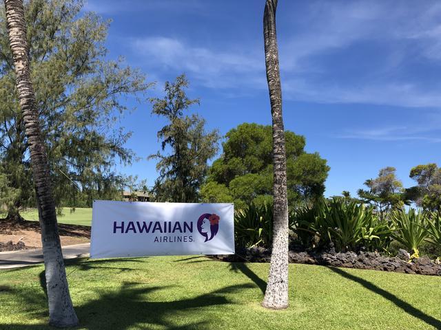 画像: ハワイアン航空主催のコンペにも参加します