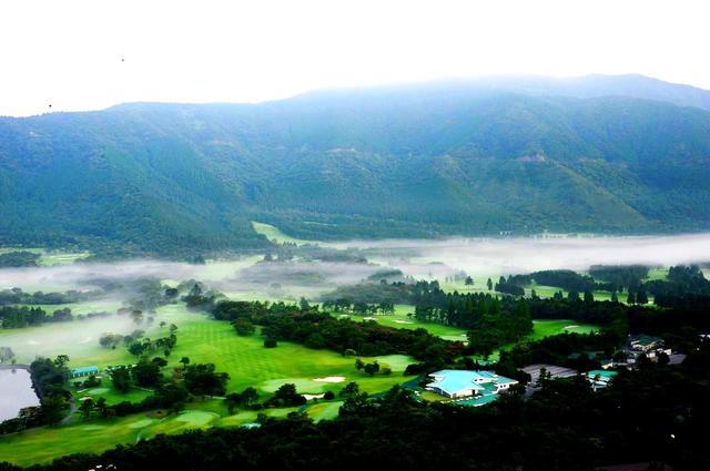 画像: 箱根CCの予定地を見た赤星四郎は「ここは陸のリンクスになる」と語った