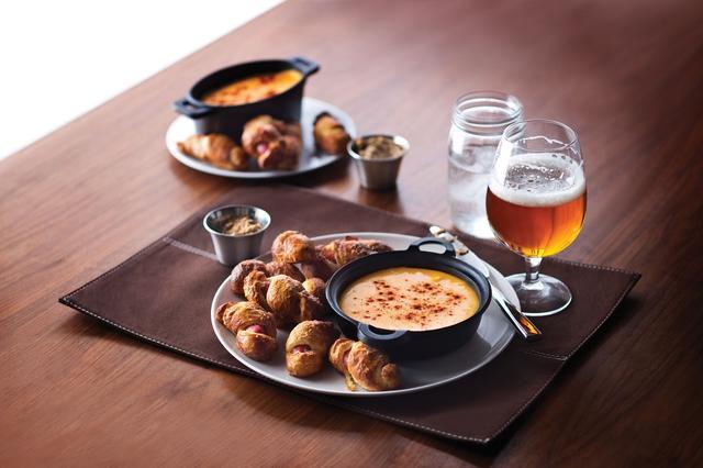 画像: 食通も唸らせる、ハイクラスなレストラン。