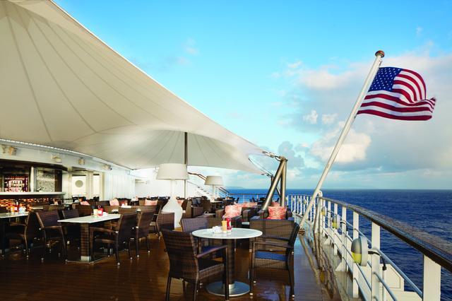 画像: 船内には15のレストラン、12のバーラウンジ
