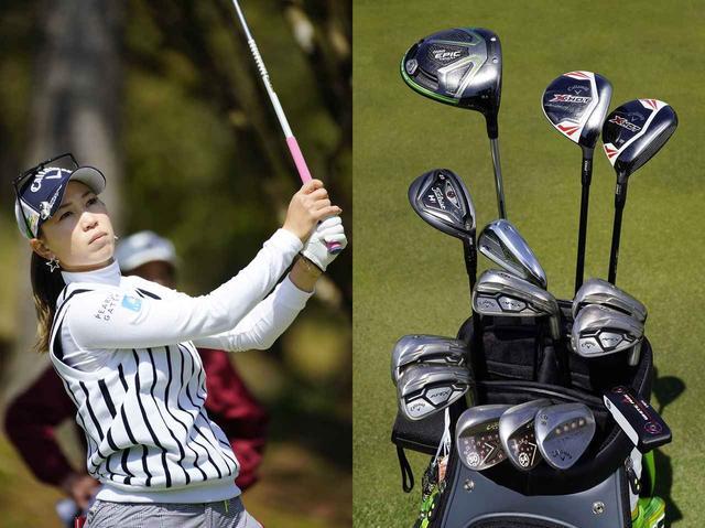 画像: うえだももこ/1986年生まれ熊本県出身。2007年、年間5勝で史上最年少の21歳156日で賞金女王に。今季も「Tポイント×ENEOSゴルフトーナメント」で2年ぶりに優勝、健在ぶりを示した
