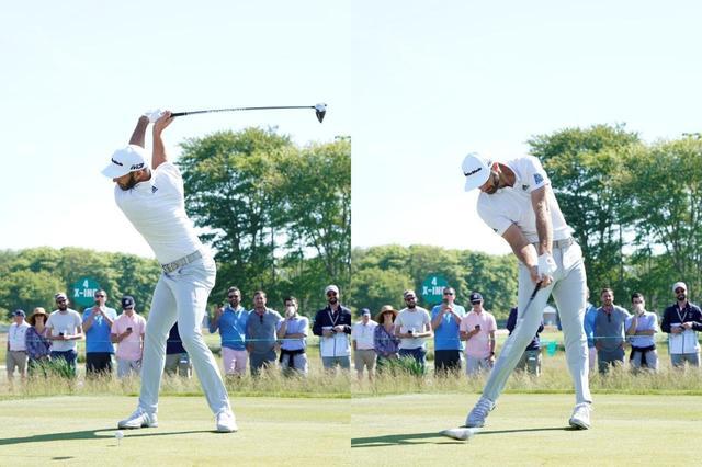 画像: 【クラブの仕組み②】ダスティンやケプカは、なぜシャットに振るのか? 答えは「重心距離」にあり - ゴルフへ行こうWEB by ゴルフダイジェスト
