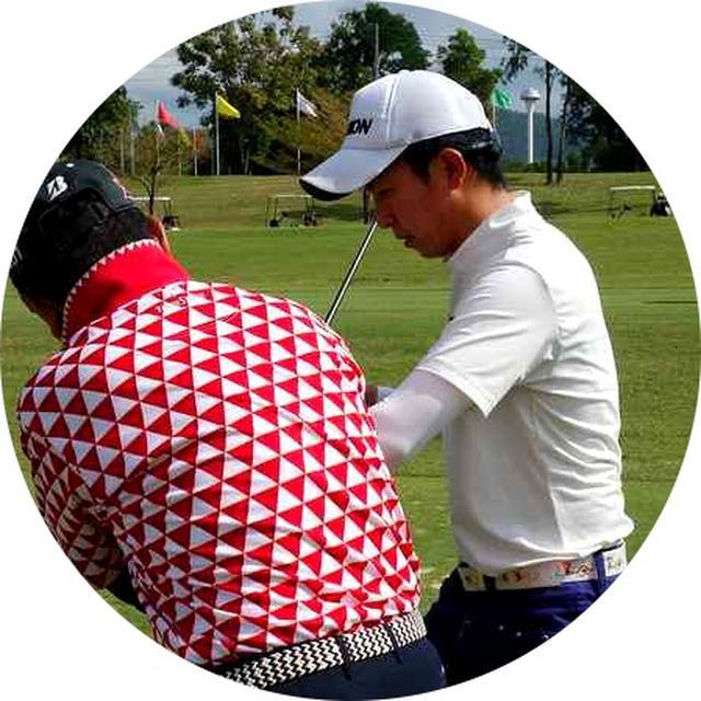 画像: 【指導】笠哲郎プロ 笠りつ子プロのお兄さま。レッスン上手なプロゴルファー
