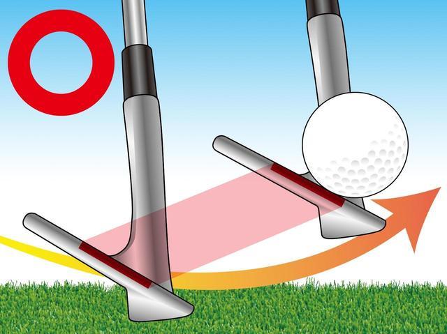 画像: 【アプローチ】10センチダフッてたって大丈夫。横田真一プロ直伝 SWのソールを活かすロブショット(前編) - ゴルフへ行こうWEB by ゴルフダイジェスト