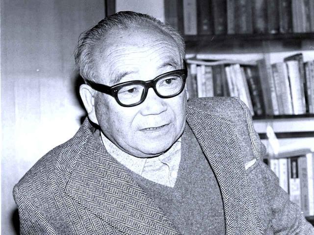 画像: 富澤誠造 1910年~1978年(1978年撮影)