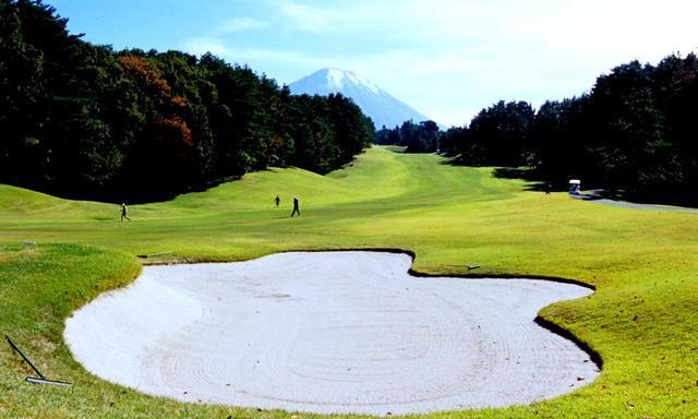 画像: 大山平原ゴルフクラブ(鳥取)18H・7068Y・P72