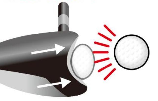 画像1: 現代のドライバーフェースは「たわみ系」と「ダンパー系」に分かれている!