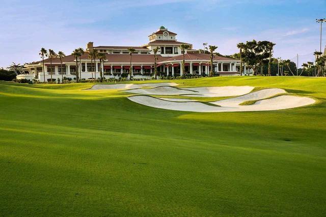 画像: 「セントーサゴルフクラブ ニュータンジョンコース」設計家R・フリームは「オーガスタナショナルを造ったアリスター・マッケンジーをインスパイヤしながら造った」と語った渾身作