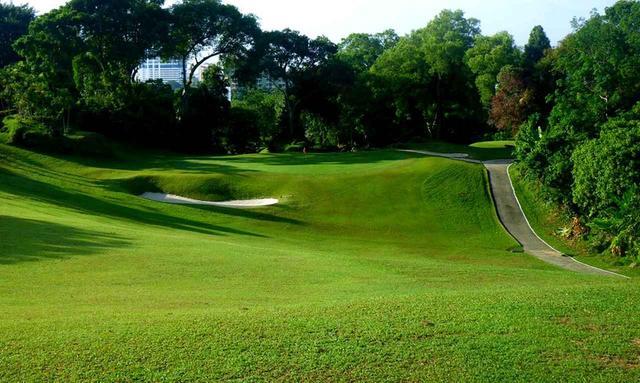 画像: 「ペナンゴルフクラブ」過去にマレーシアオープンを開催したこともある
