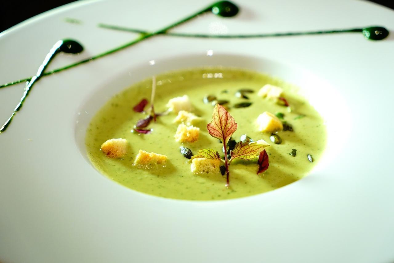 画像: 目でも楽しめる、フランスの美食。