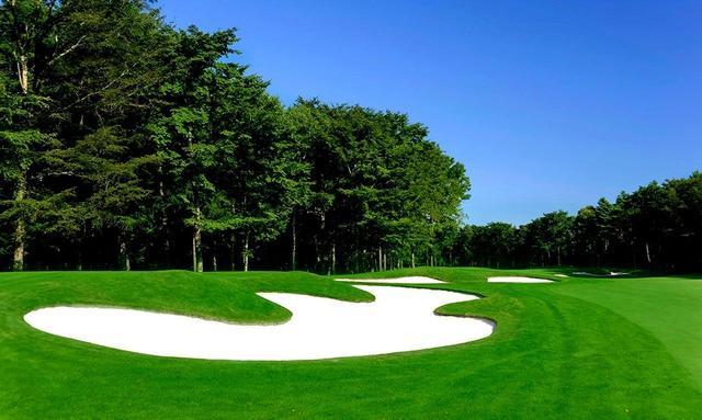画像: 桂ゴルフ俱楽部(R・T・ジョーンズJr設計/ベスト100コース サード30)