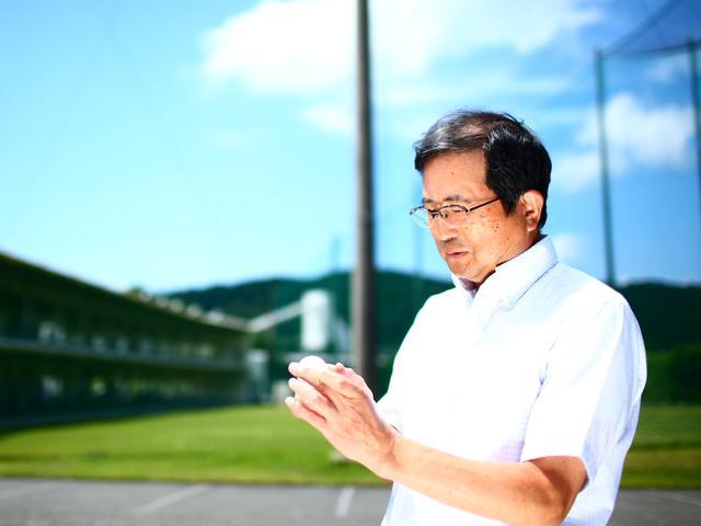 画像: 【解説/溝田武人 名誉教授】 みぞたたけと。福岡工業大学名誉教授・工学部知能機械工学科 1985 年から野球、サッカー、ゴルフなどの球技でボールの飛翔メカニズムを研究する。風とスピン研究の第一人者