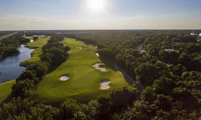 画像: カンクンエリアでナンバー1と言われる「リビエラマヤゴルフクラブ」R・T・ジョーンズJr設計