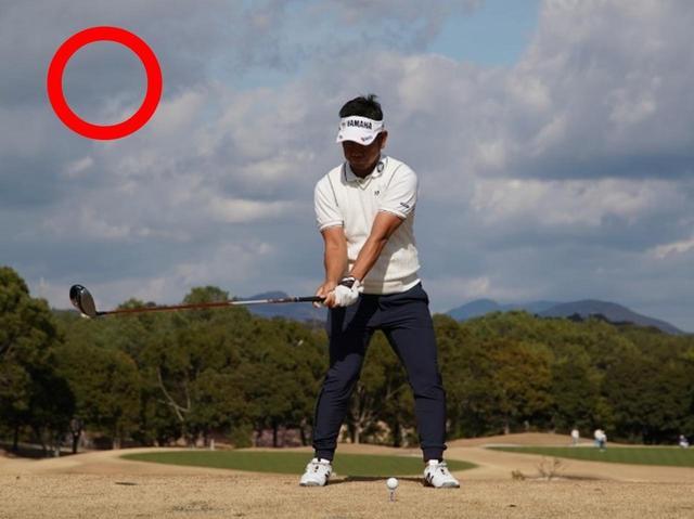 画像2: 藤田プロ直伝レッスン① 切り返しは左足から