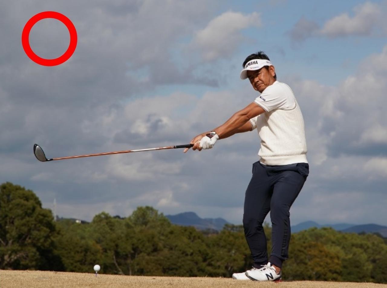 画像3: 藤田プロ直伝レッスン① 切り返しは左足から