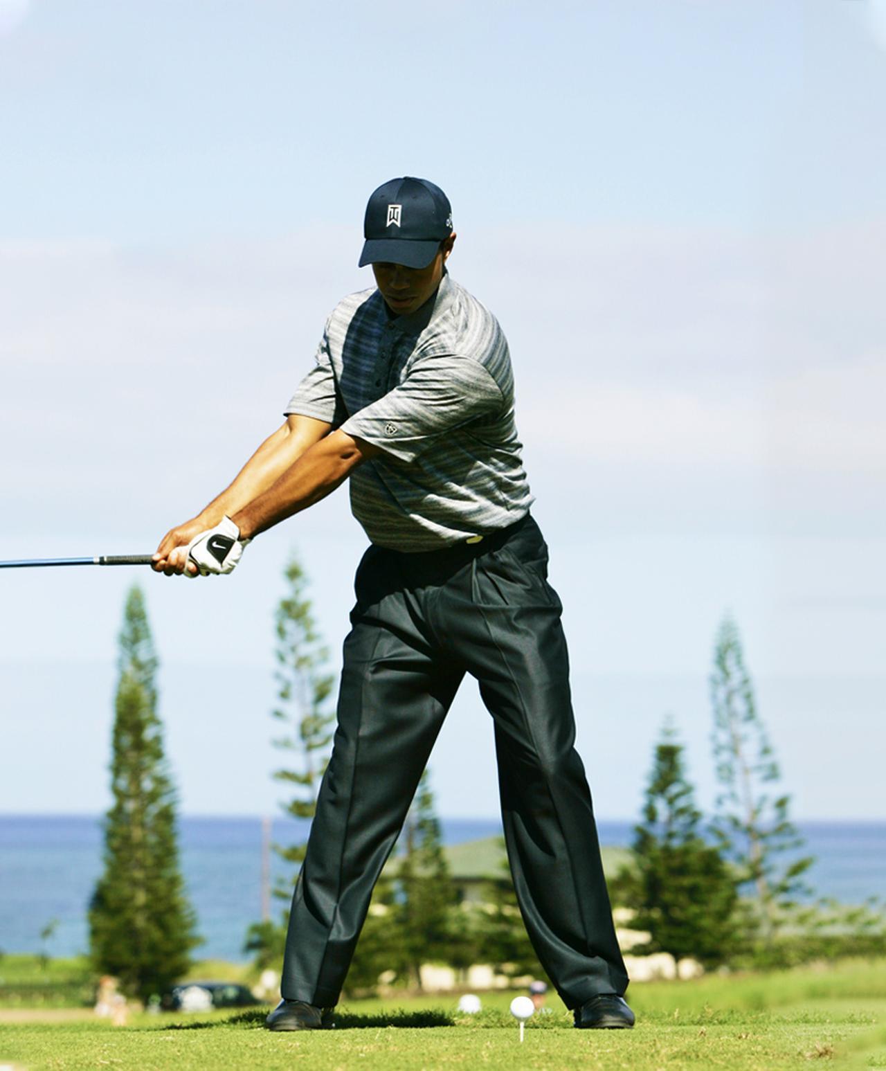 画像7: 【平成スウィング変遷史②】タイガー・ウッズが切り開いたパワーゴルフの時代
