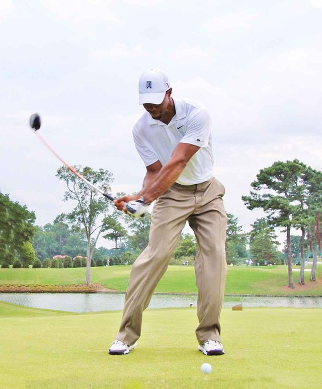 画像14: 【平成スウィング変遷史②】タイガー・ウッズが切り開いたパワーゴルフの時代