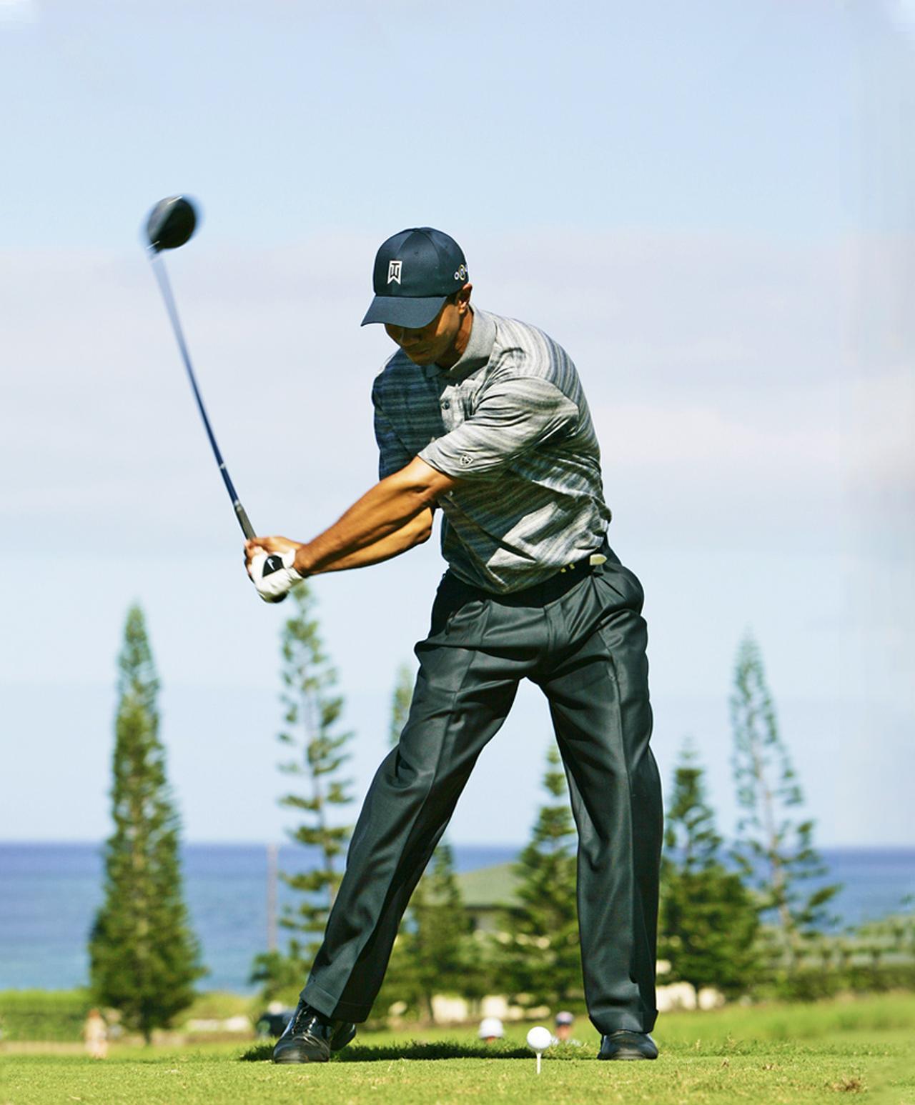 画像9: 【平成スウィング変遷史②】タイガー・ウッズが切り開いたパワーゴルフの時代