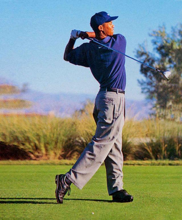 画像5: 【平成スウィング変遷史②】タイガー・ウッズが切り開いたパワーゴルフの時代