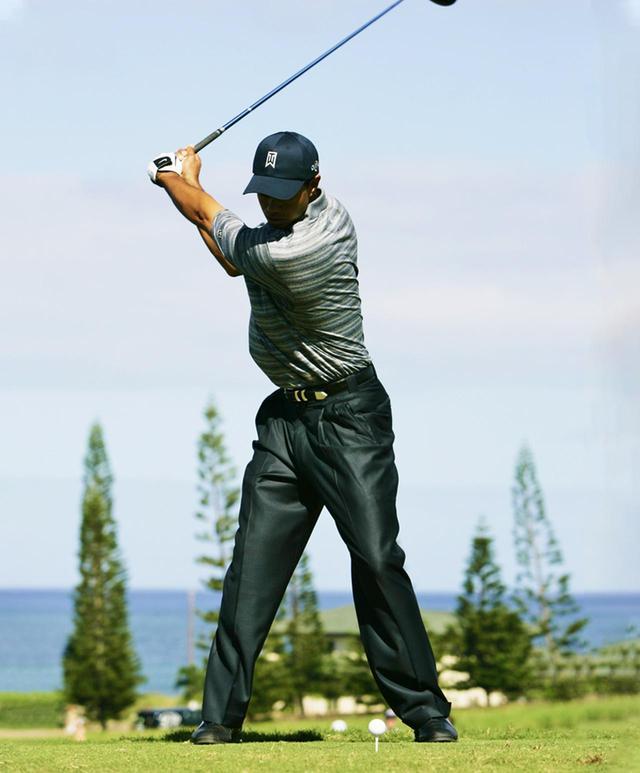 画像8: 【平成スウィング変遷史②】タイガー・ウッズが切り開いたパワーゴルフの時代