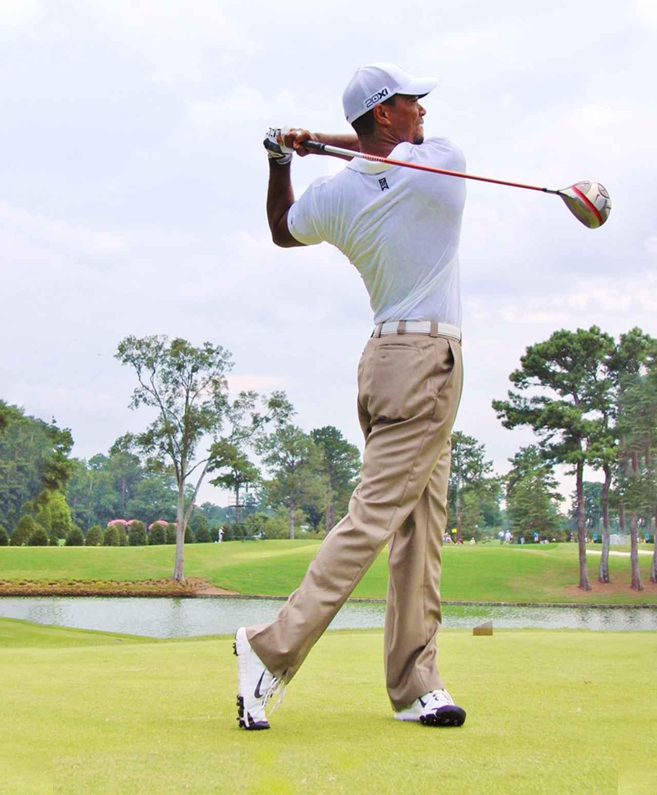 画像17: 【平成スウィング変遷史②】タイガー・ウッズが切り開いたパワーゴルフの時代