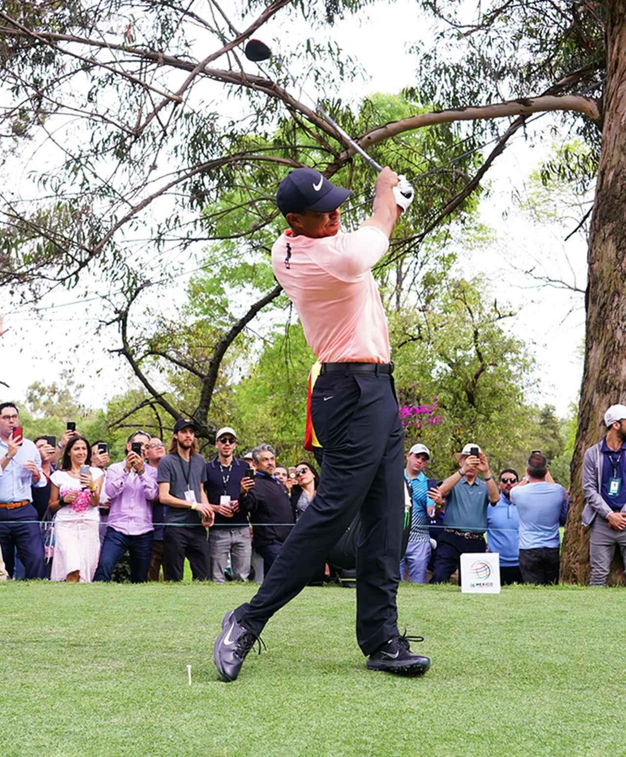 画像24: 【平成スウィング変遷史②】タイガー・ウッズが切り開いたパワーゴルフの時代