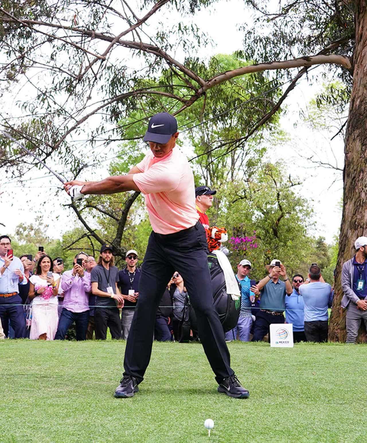 画像19: 【平成スウィング変遷史②】タイガー・ウッズが切り開いたパワーゴルフの時代