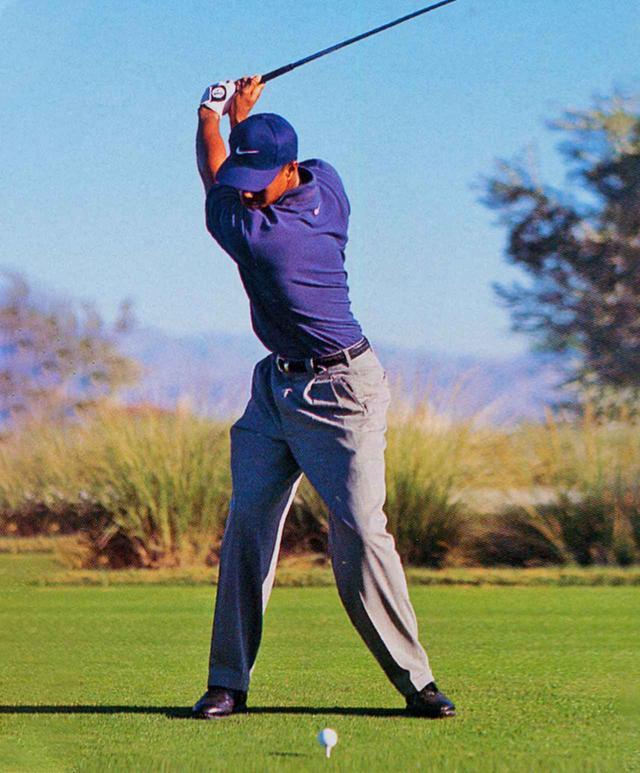 画像2: 【平成スウィング変遷史②】タイガー・ウッズが切り開いたパワーゴルフの時代