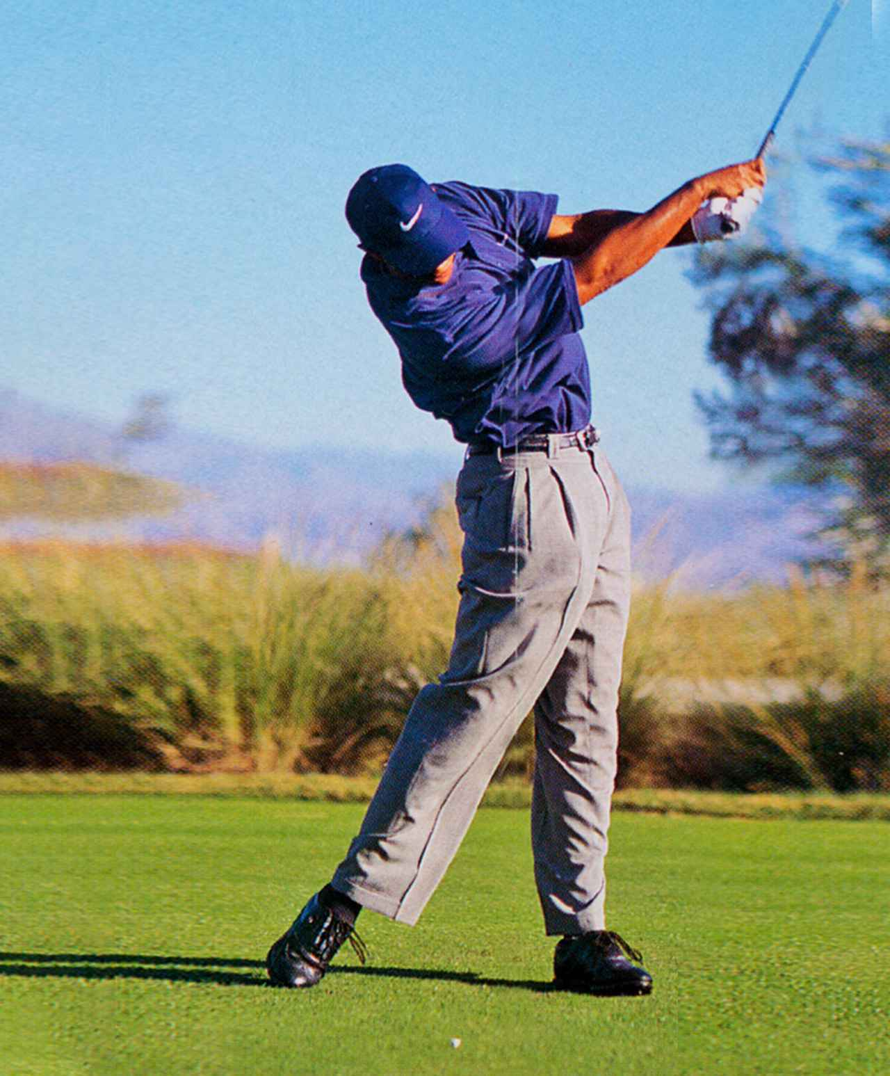 画像4: 【平成スウィング変遷史②】タイガー・ウッズが切り開いたパワーゴルフの時代