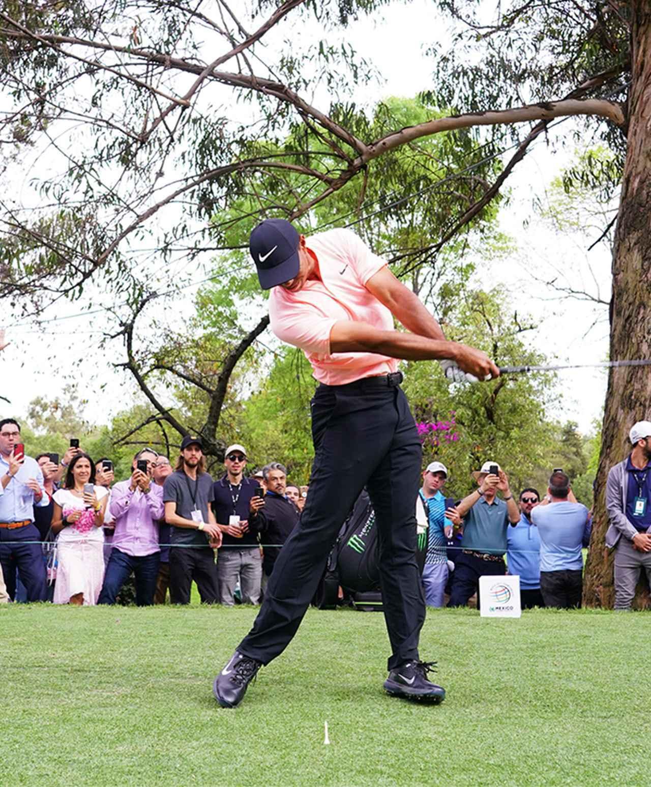 画像23: 【平成スウィング変遷史②】タイガー・ウッズが切り開いたパワーゴルフの時代