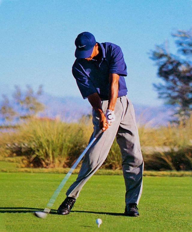 画像3: 【平成スウィング変遷史②】タイガー・ウッズが切り開いたパワーゴルフの時代