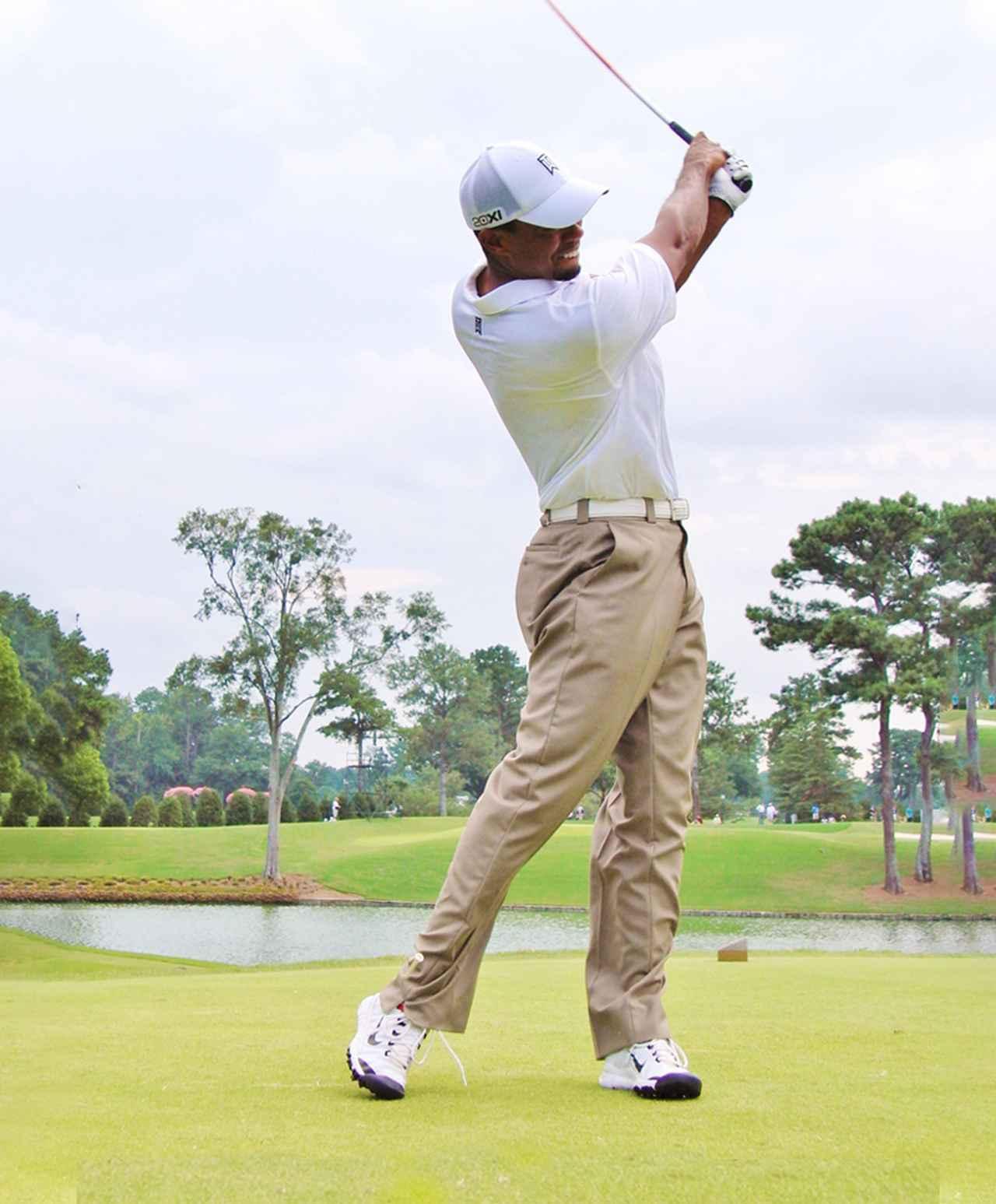 画像16: 【平成スウィング変遷史②】タイガー・ウッズが切り開いたパワーゴルフの時代