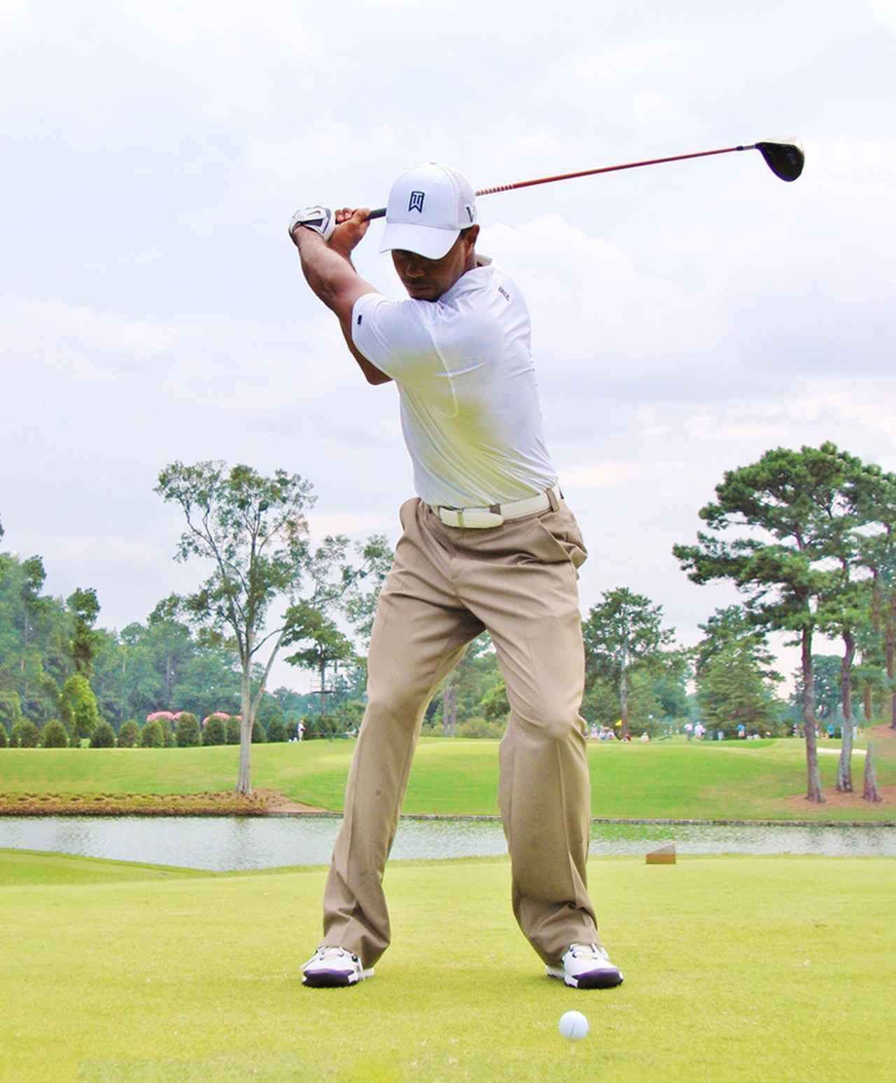 画像13: 【平成スウィング変遷史②】タイガー・ウッズが切り開いたパワーゴルフの時代