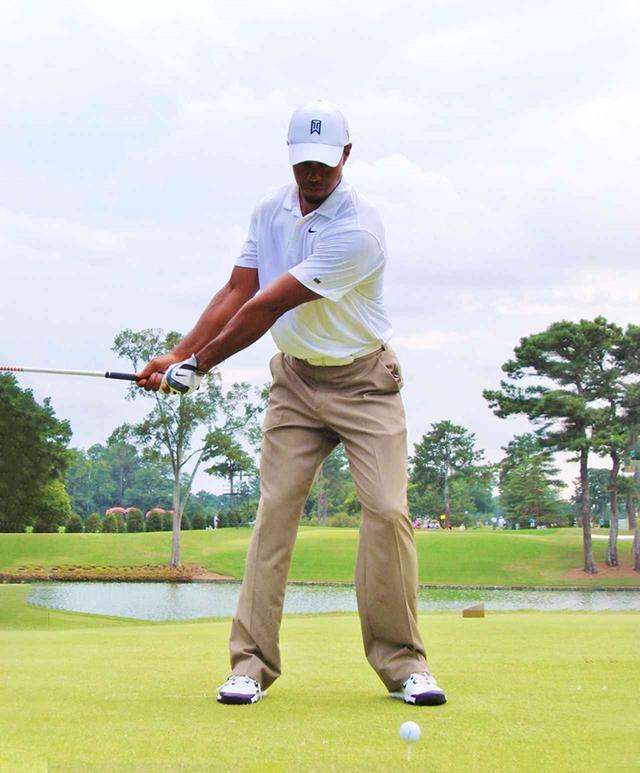 画像12: 【平成スウィング変遷史②】タイガー・ウッズが切り開いたパワーゴルフの時代
