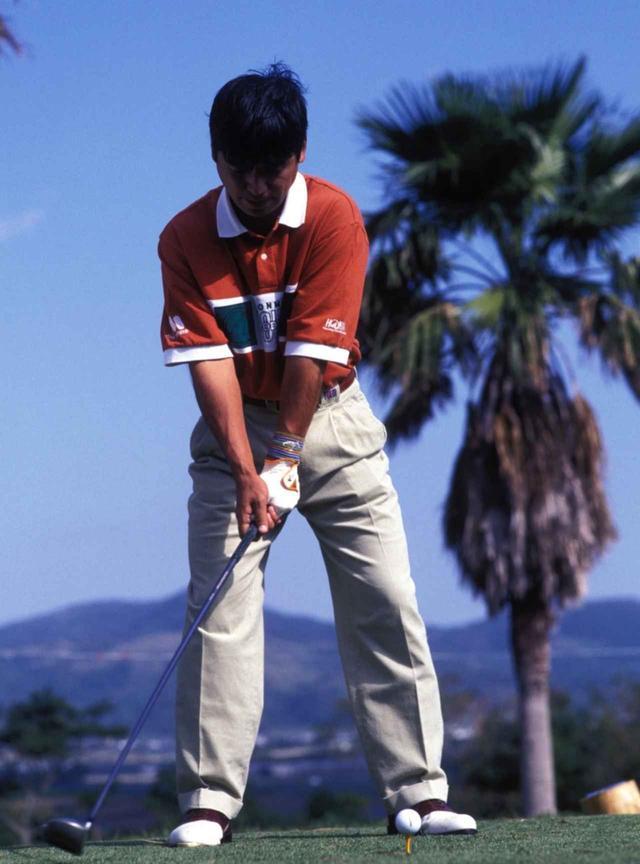 """画像1: 【通勤GD】伊澤利光「イザワの法則」Vol.20  ジャンボさんの""""技術""""を今はクラブがやってくれる ゴルフダイジェストWEB"""