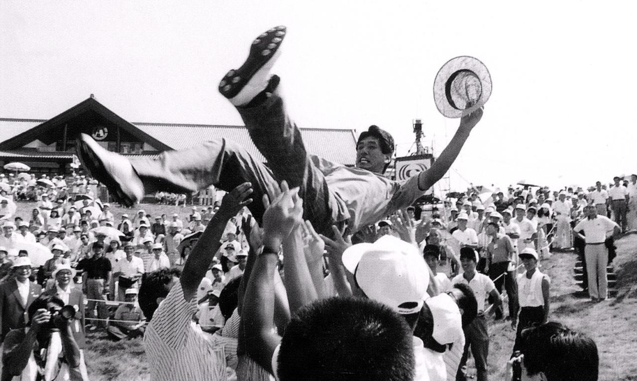 画像: 1990年に日本プロ開催。優勝は若手飛ばし屋だった加瀬秀樹