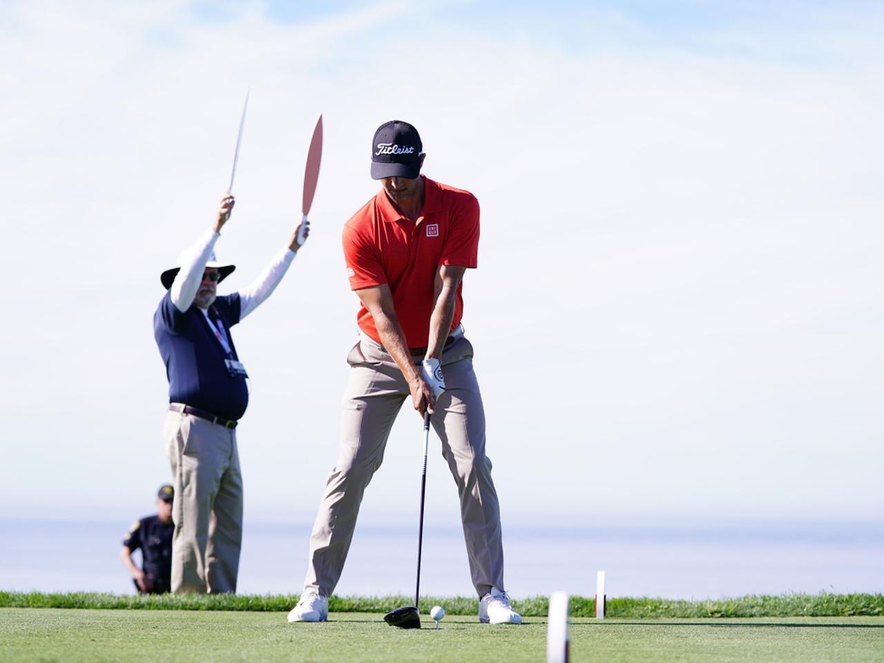 画像32: 【ギア研究】PGAツアートップ選手のレプリカドライバーを組んで打った。「運命のシャフトとヘッド」見つけ方