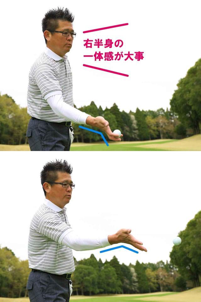 画像1: ロフトを立てて打つ3つのポイント