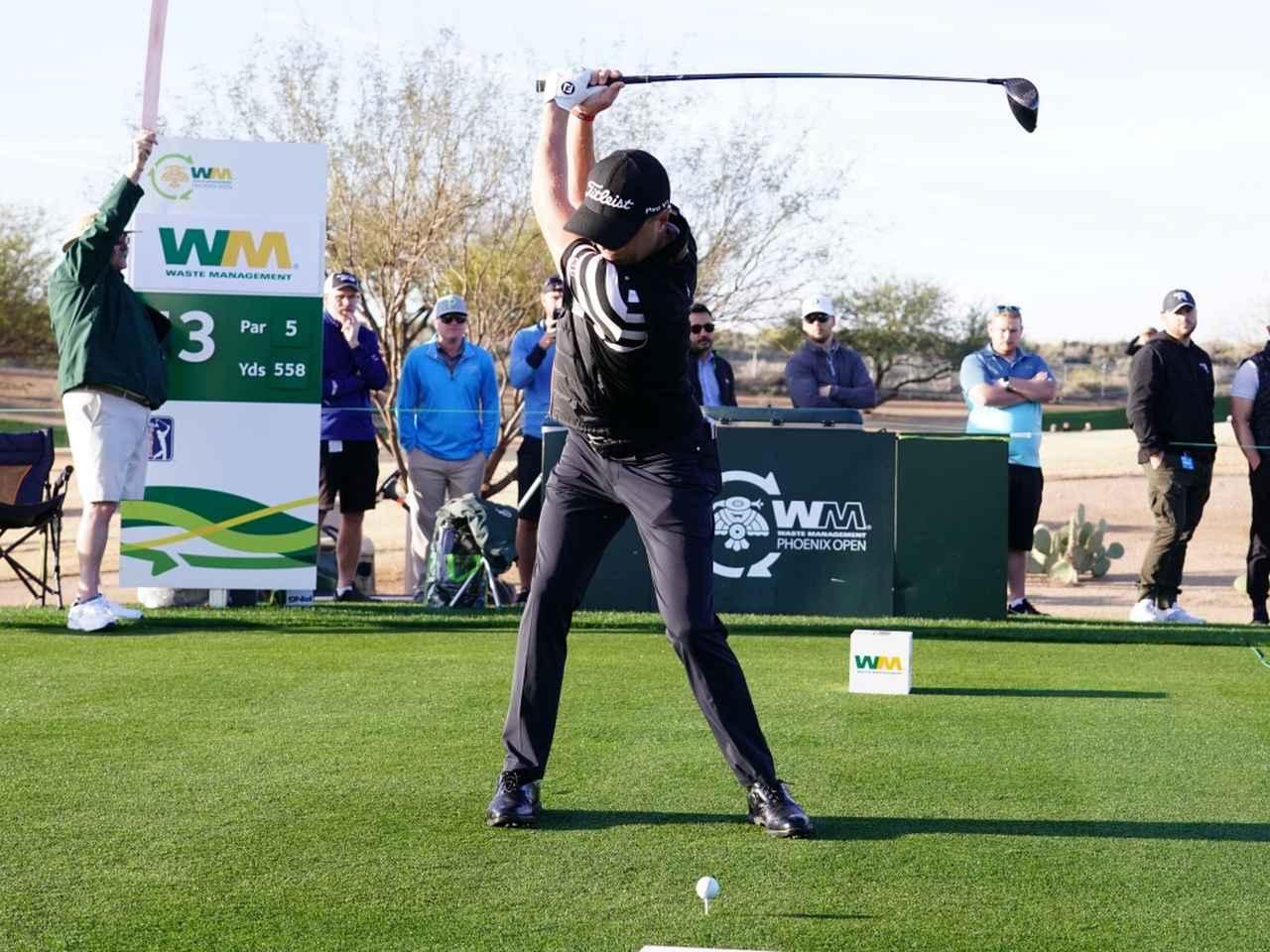 画像18: 【ギア研究】PGAツアートップ選手のレプリカドライバーを組んで打った。「運命のシャフトとヘッド」見つけ方