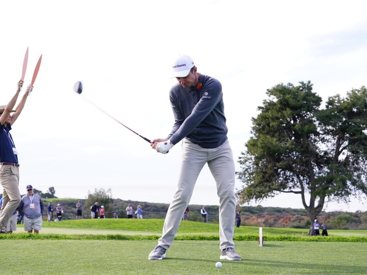 画像9: 【ギア研究】PGAツアートップ選手のレプリカドライバーを組んで打った。「運命のシャフトとヘッド」見つけ方